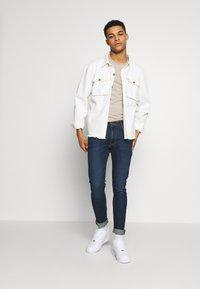 Lee - LUKE - Jeans slim fit - dark brisbee - 1