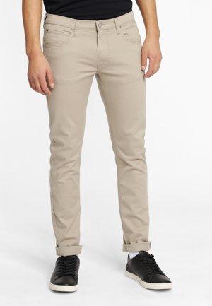 LUKE - Pantaloni - anita beige