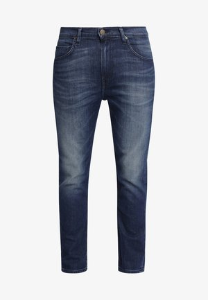 RIDER CROPPED - Jeans slim fit - sky blue