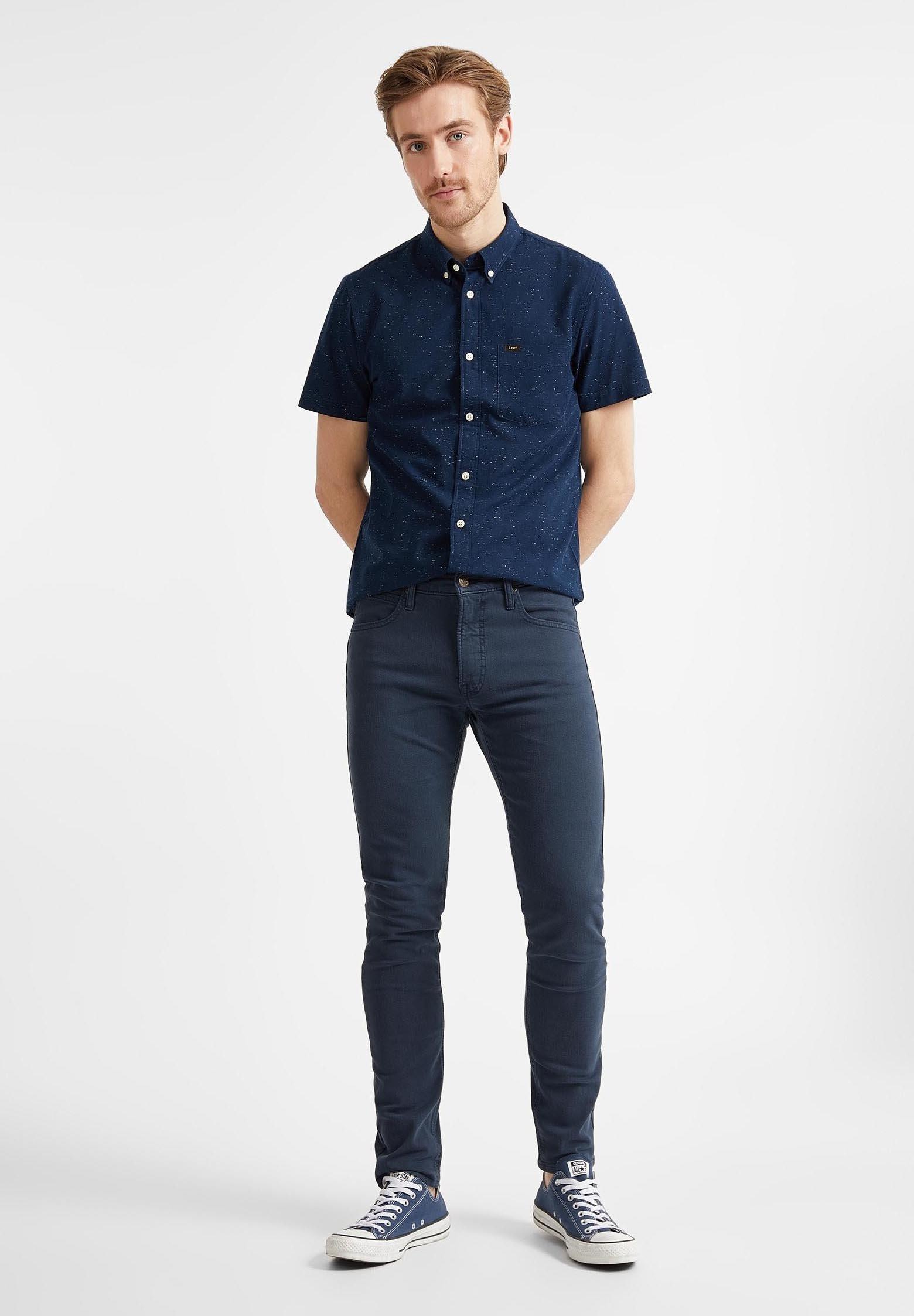 Lee Luke - Jeans Slim Fit Sky Captain nBxPB