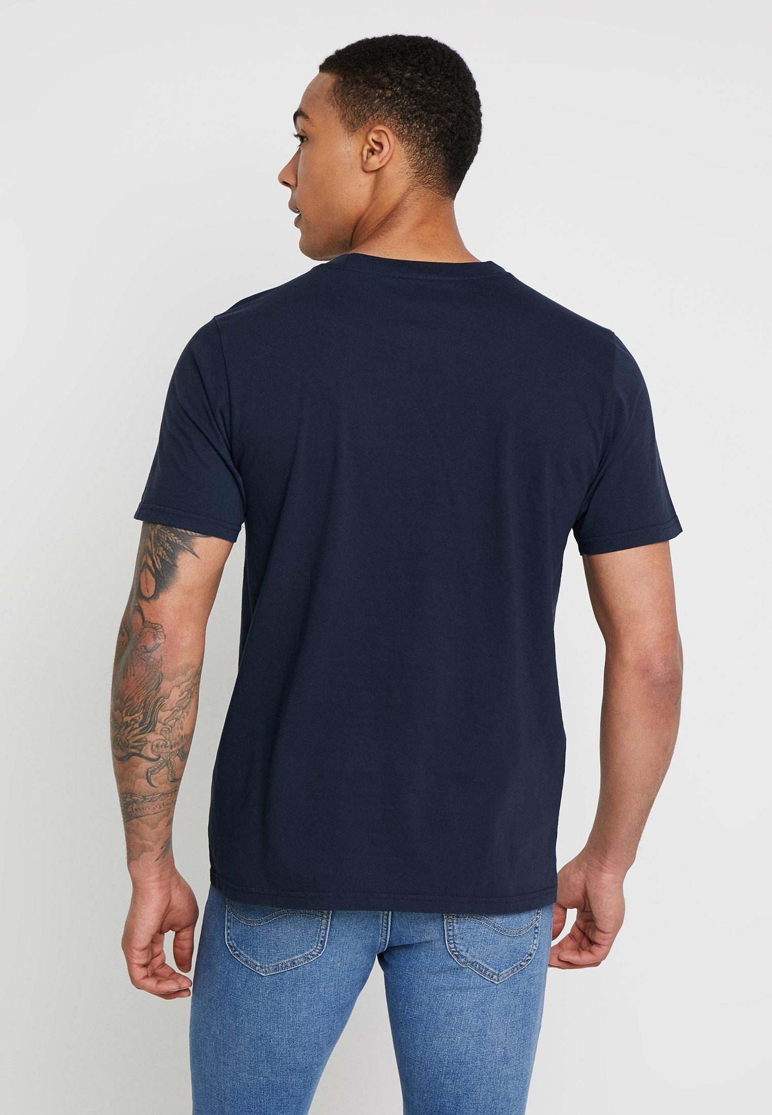 Imprimé Navy shirt TeeT Midnight Emblem Lee kZTOXPui