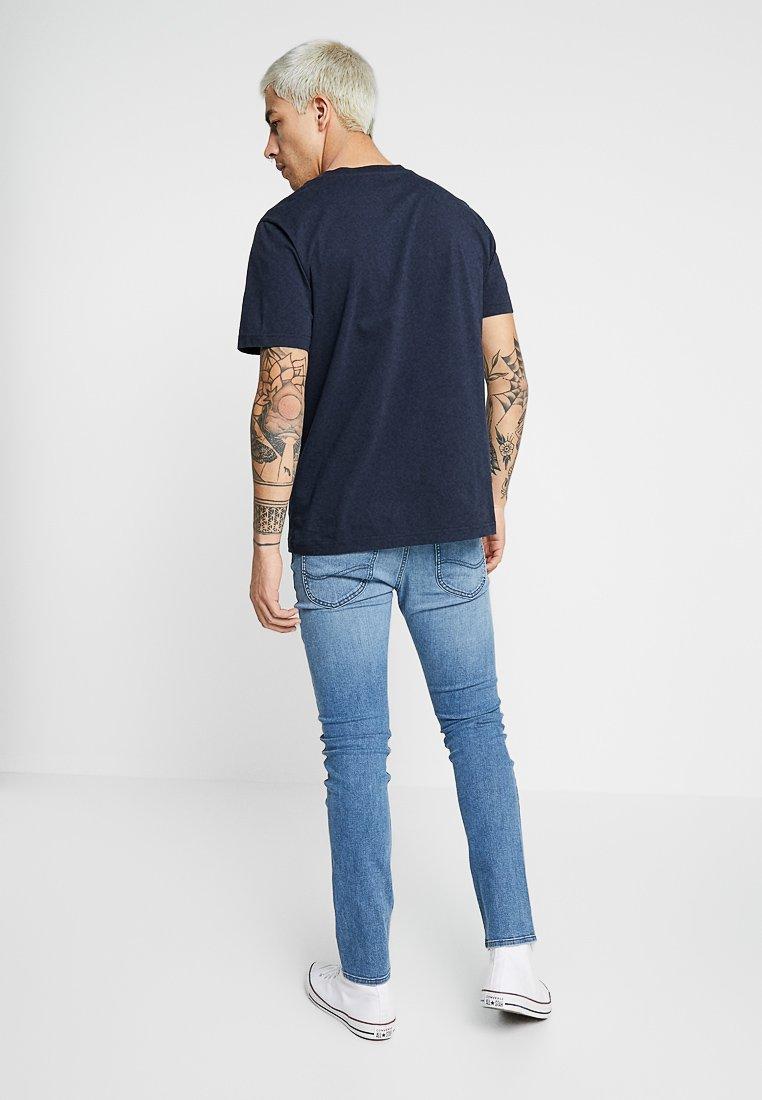 Captain Lee TeeT Imprimé shirt Sky Emblem wP8Okn0