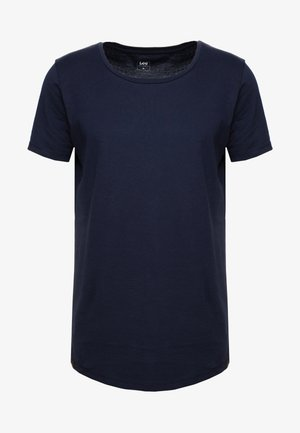 SHAPED TEE - T-shirts - sky captain