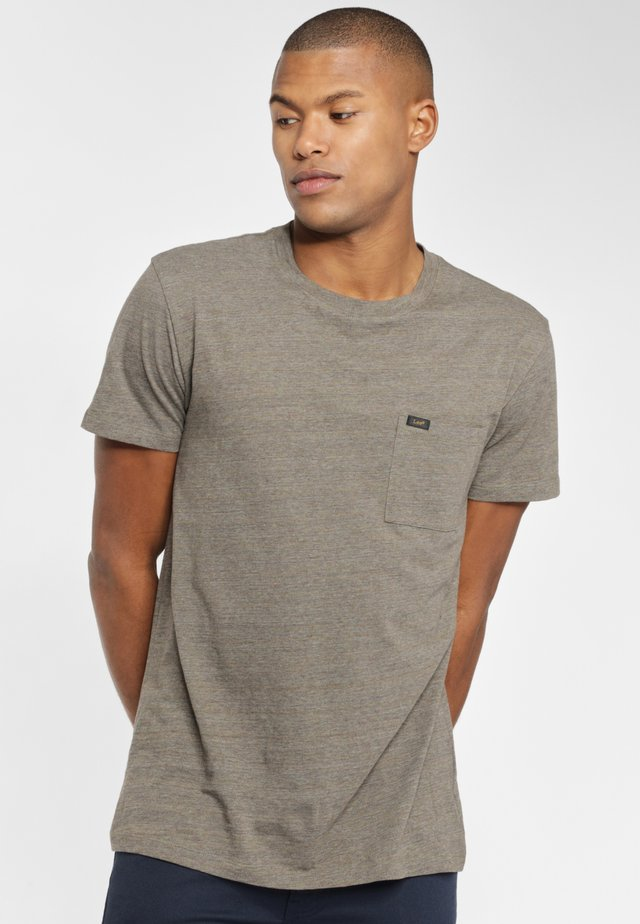 ULTIMATE - T-shirt basic - utility green