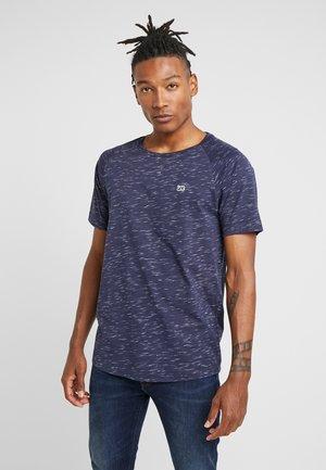TREND FIT TEE - T-shirt basic - midnight navy