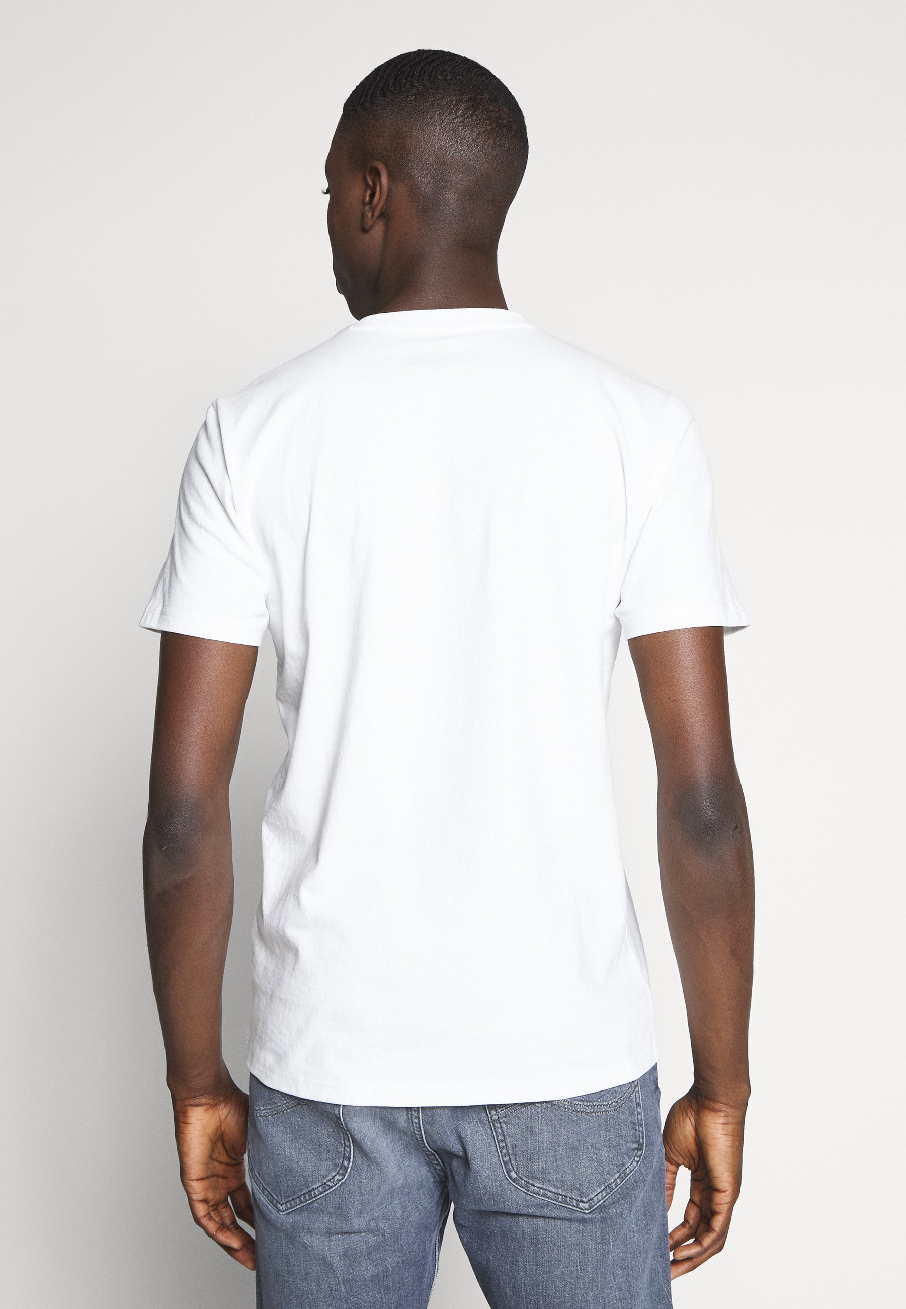 Lee POCKET TEE - T-shirt basic - ecru