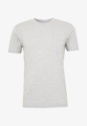 TEE - Jednoduché triko - grey mele