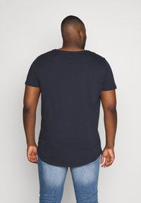 Lee - SHAPED TEE - T-shirt basique - sky captain - 2