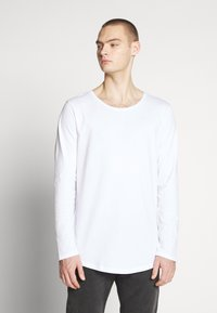 Lee - SHAPED TEE - Long sleeved top - white - 0