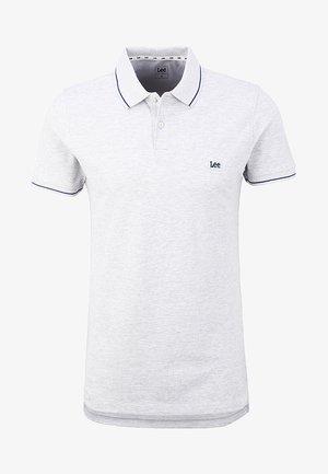 Polo shirt - sharp grey mele