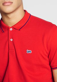 Lee - Polo - poppy red - 4