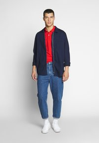 Lee - Polo - poppy red - 1