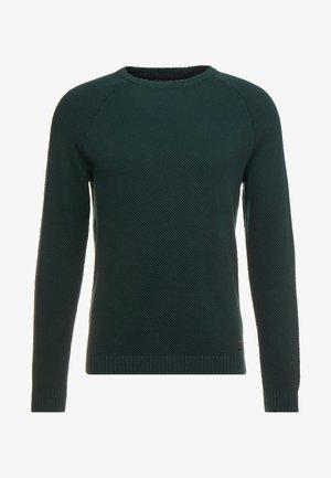 RICE - Sweter - dark bottle green