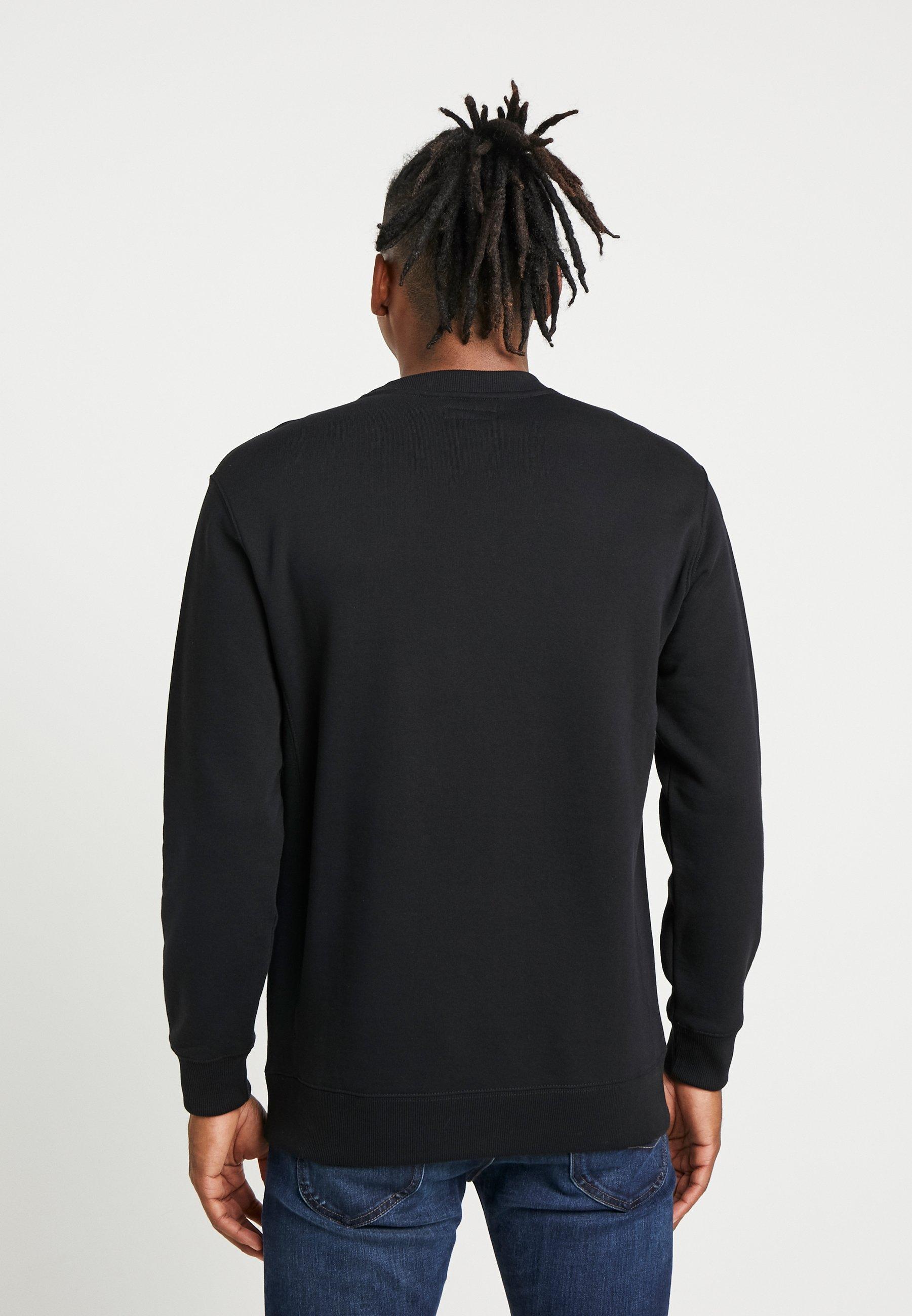 Lee Lee CrewSweatshirt Black Lee CrewSweatshirt CrewSweatshirt Lee Black Black CrewSweatshirt Lee Black qUGMLpSzV