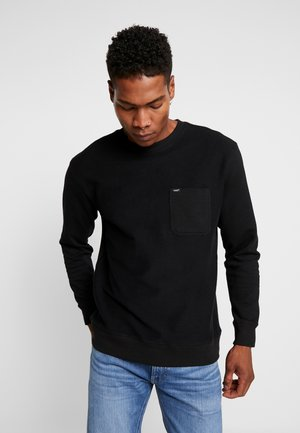 NEW POCKET  - Sweatshirt - black