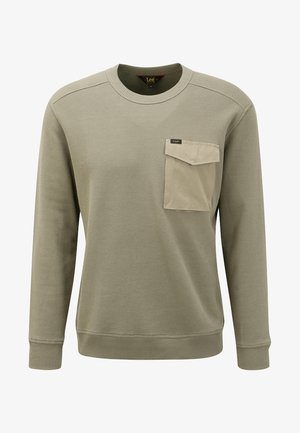 MILITARY - Jumper - utility green