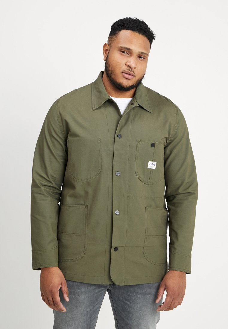 Lee - LOCO JACKET - Summer jacket - olive