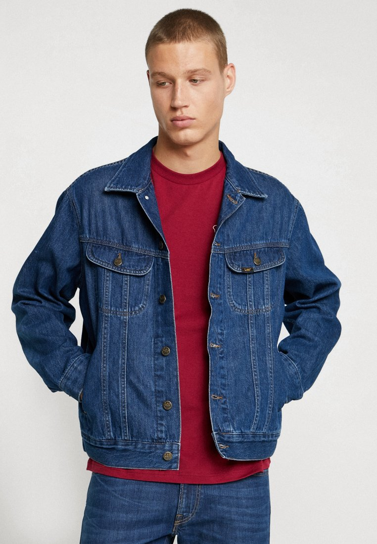 Lee - LEE RIDER JACKET - Denim jacket - vintage stone