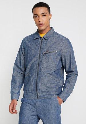 191J JACKET - Denim jacket - chambray