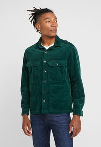 Lee - JUMBO OVERSHIRT - Summer jacket - pine grove - 0