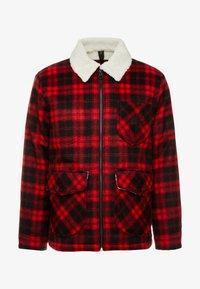 Lee - LOCO SHERPA - Light jacket - warp red - 4