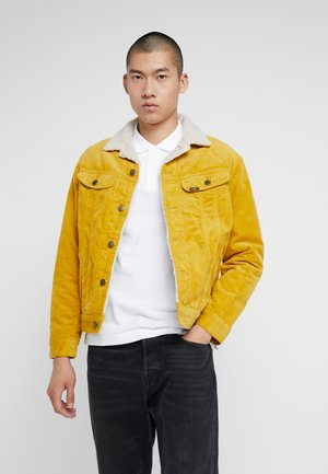 JACKET - Jas - nugget gold