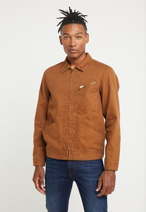 JACKET - Summer jacket - toffee