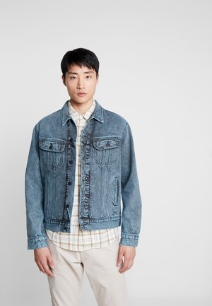 RIDER JACKET - Giacca di jeans - cerulean