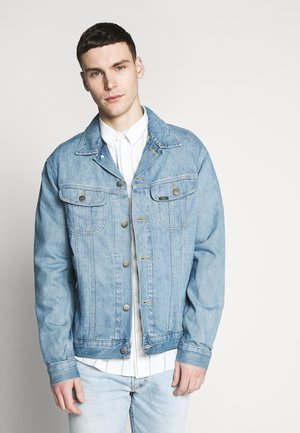 RIDER JACKET - Giacca di jeans - oakwood light