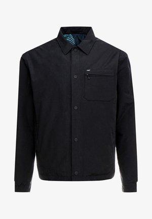 REVERSIBLE COACH  - Light jacket - black