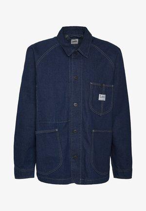 LOCO REWORK - Giacca di jeans - dry