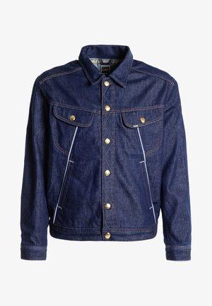 TECHNICAL RIDER - Denim jacket - grey
