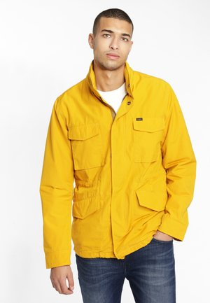 FIELD - Light jacket - golden yellow