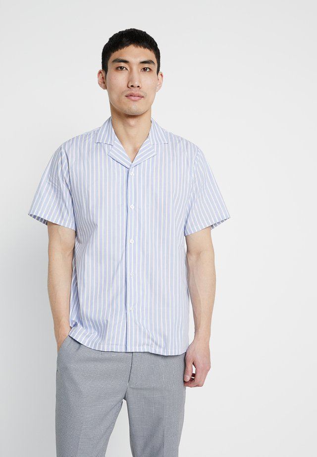 CLARK - Shirt - light blue