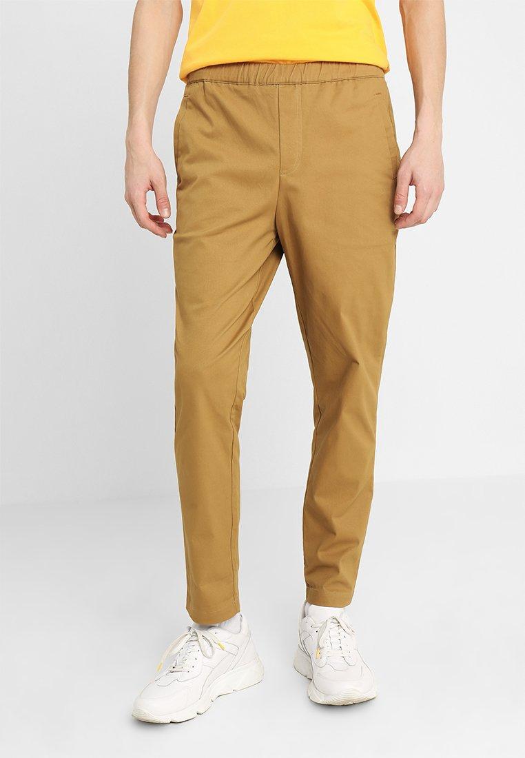 Legends - HERMOSA PANTS - Pantalones - camel