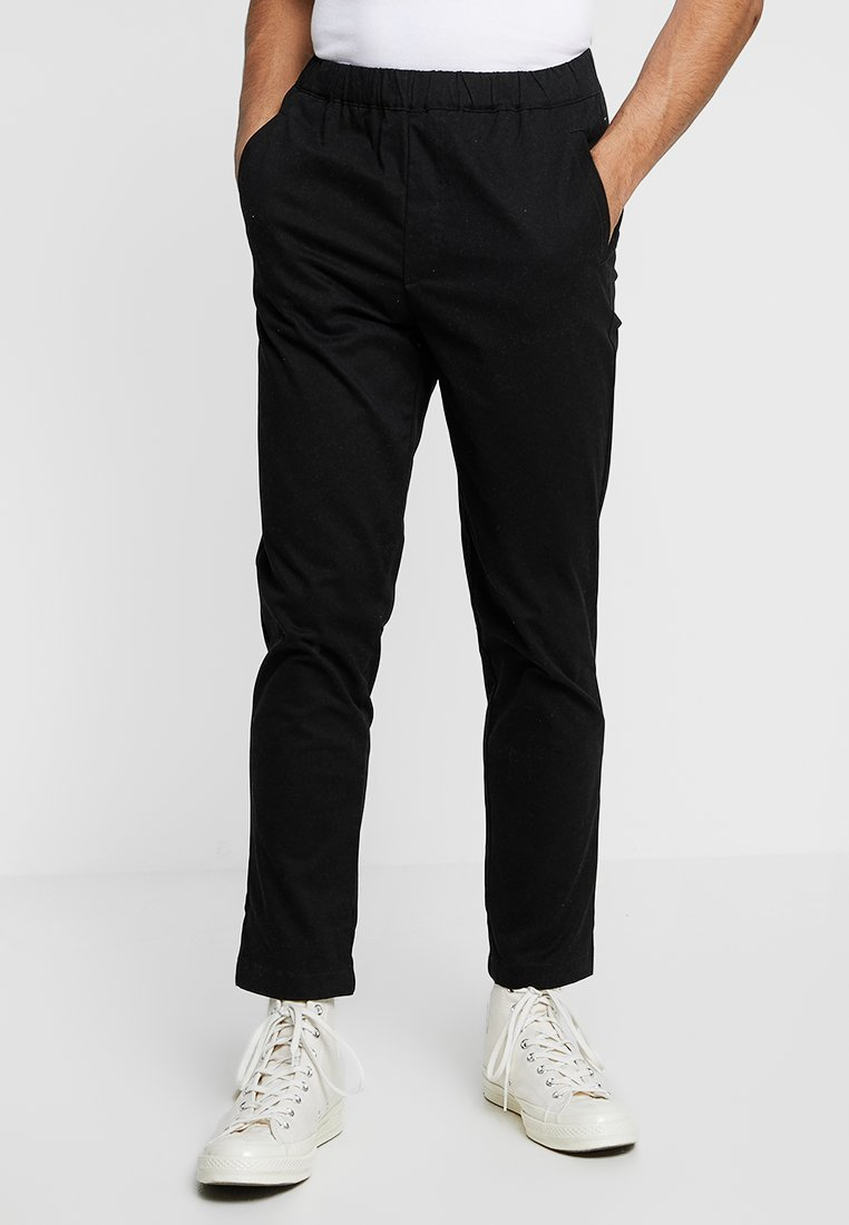 Legends - HERMOSA PANTS - Pantalones - black