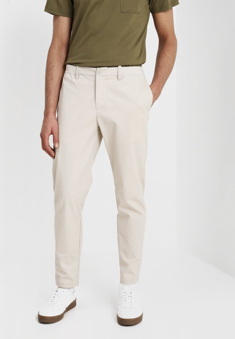 Legends - CENTURY TROUSERS - Chino kalhoty - ecru