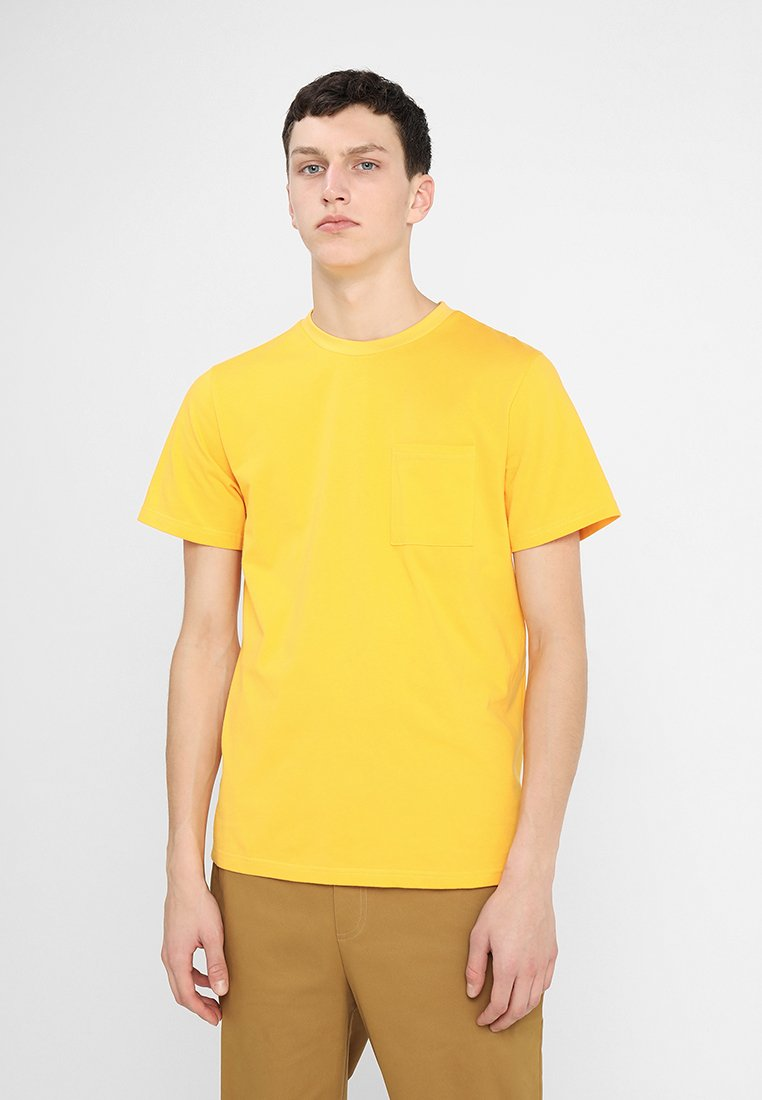 Legends - FARO POCKET - Basic T-shirt - sunflower yellow