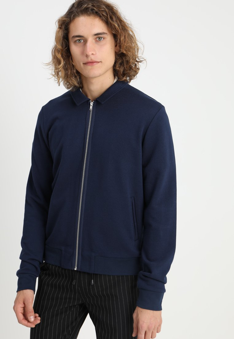 Legends - LISBOA ZIP - veste en sweat zippée - dark navy