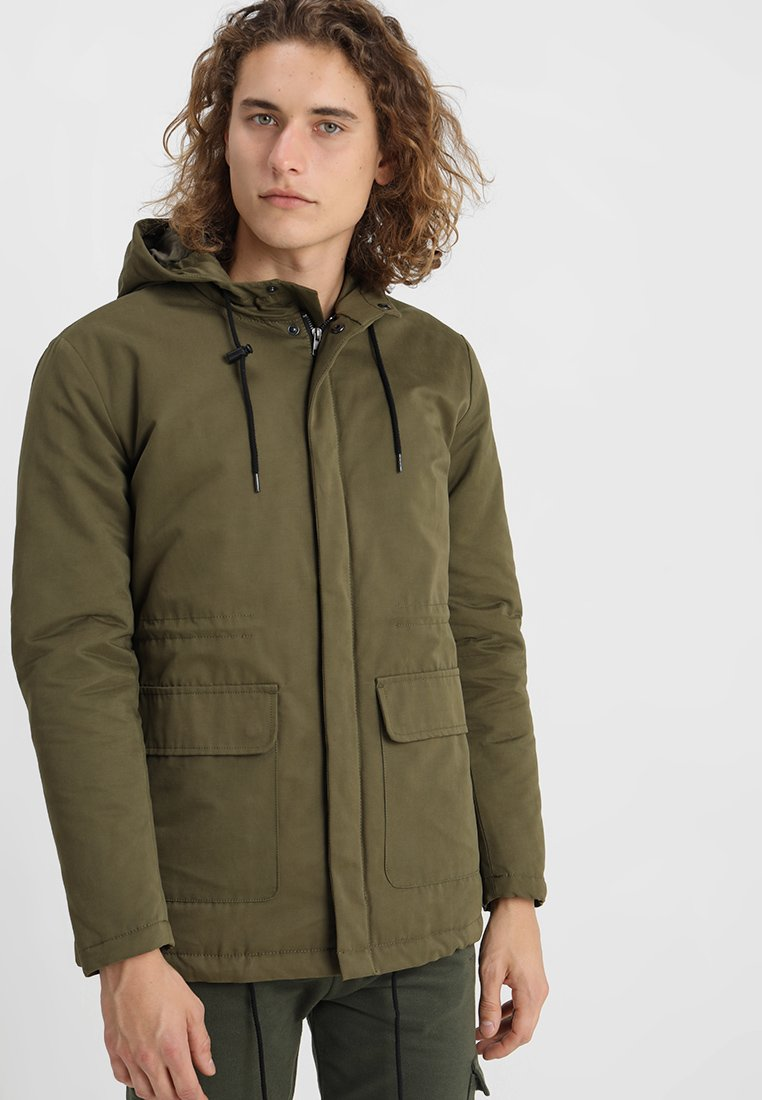Legends - SANTO  - Parka - army