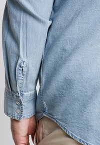 Levi's® Plus - BIG CLASSIC WESTERN - Shirt - red cast stone wash takedown - 3