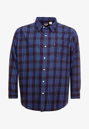 BIG CLASSIC - Camicia - budgerigar nightwatch blue
