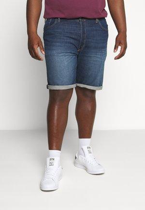 501® HEMMED  - Denim shorts - blue denim