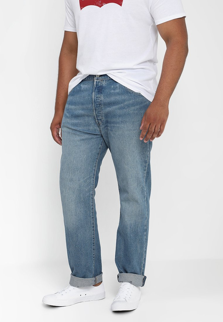 Levi's® Big & Tall - BIG&TALL 501® BUTTON FLY - Relaxed fit jeans - baywater