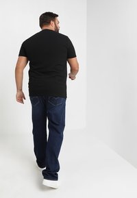 Levi's® Plus - BIG&TALL 501® BUTTON FLY - Jeans baggy - dark blue denim - 2