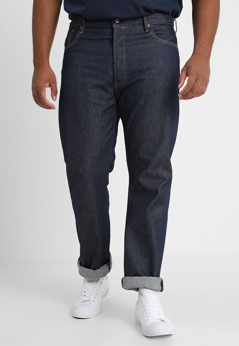 Levi's® Big & Tall - BIG&TALL 501® BUTTON FLY - Jeans relaxed fit - clint warp