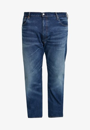 BIG&TALL 501® BUTTON FLY - Jean boyfriend - dairy whipped
