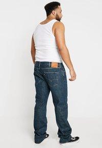 Levi's® Plus - BIG&TALL 501® BUTTON FLY - Jean boyfriend - snoot - 2