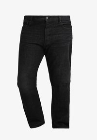 Levi's® Plus - BIG&TALL 501®  - Jeans a sigaretta - airdry black - 4