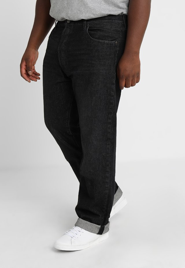 BIG&TALL 501®  - Straight leg jeans - airdry black